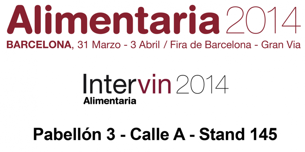 Nos vemos en Alimentaria – Intervin 2014
