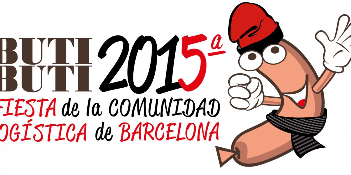 BUTI BUTI 2015 (La fiesta de la Comunidad Logística de Barcelona)