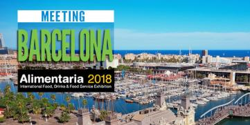 It's our 18th Birthday in Cargo Club Forwarders: Meeting Barcelona Alimentaria 2018