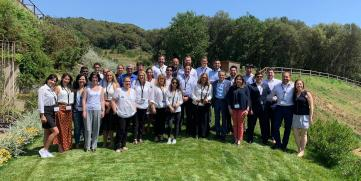 1st MEETING OF THE WORLD WINE CARGO ALLIANCE