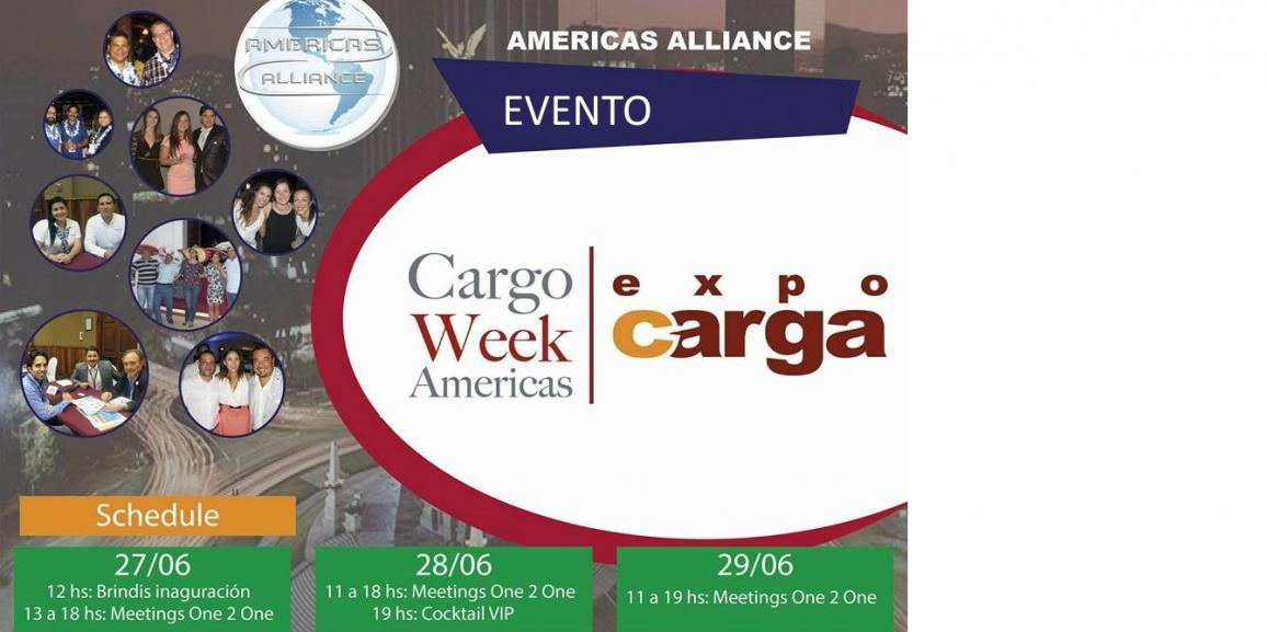 Cargo Club at CWA – Expo Carga